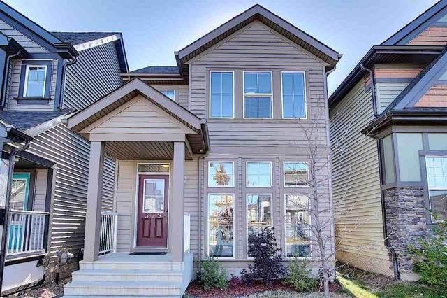 379 Desrochers Boulevard, Edmonton, AB T6W 3J3 (#E4216630) :: Initia Real Estate