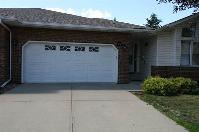 27 320 Jim Common Drive NW, Sherwood Park, AB T8H 1S6 (#E4216651) :: The Foundry Real Estate Company