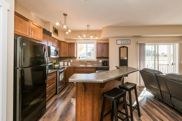102 4922 52 Street, Gibbons, AB T0A 1N0 (#E4216677) :: Initia Real Estate