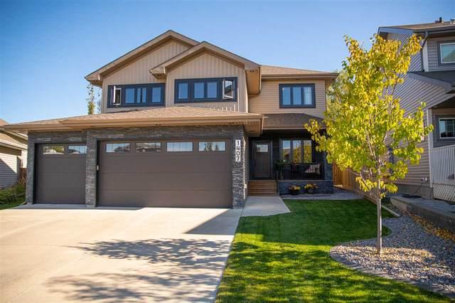 1407 Westerra Bay, Stony Plain, AB T7Z 0B3 (#E4216678) :: The Foundry Real Estate Company