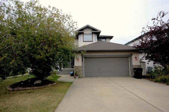 253 Lilac Terrace, Sherwood Park, AB T8H 1Z2 (#E4216776) :: The Foundry Real Estate Company