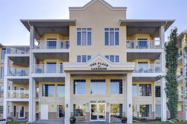 231 2741 55 Street, Edmonton, AB T6L 7G7 (#E4216822) :: The Foundry Real Estate Company