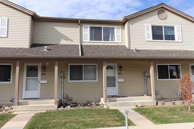 807 Village Drive, Sherwood Park, AB T8A 4H9 (#E4216825) :: Initia Real Estate