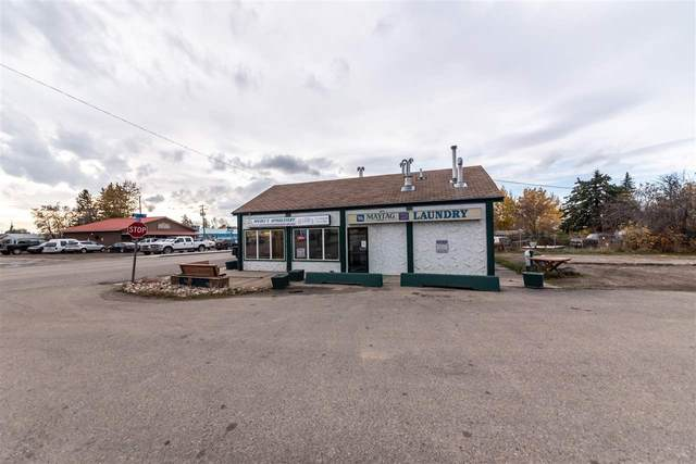 4723 47 ST, Rural Lac Ste. Anne County, AB T0E 0A0 (#E4216855) :: Initia Real Estate