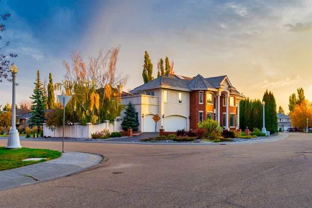 1103 Henson Close, Edmonton, AB T6R 2M2 (#E4216915) :: RE/MAX River City