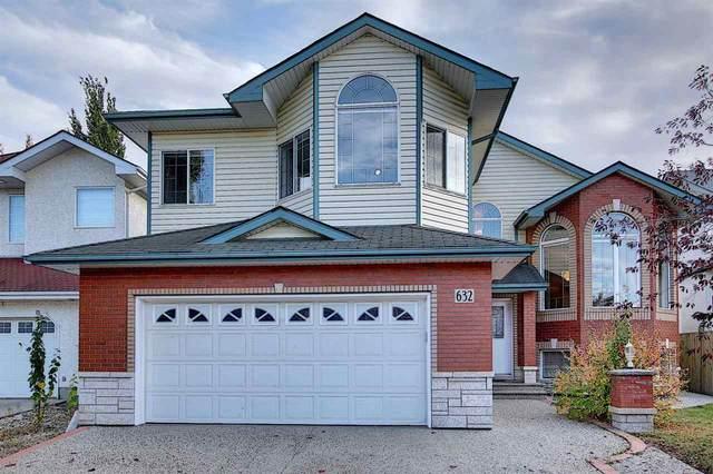 632 Kulawy Place, Edmonton, AB T6L 7E4 (#E4216947) :: The Foundry Real Estate Company