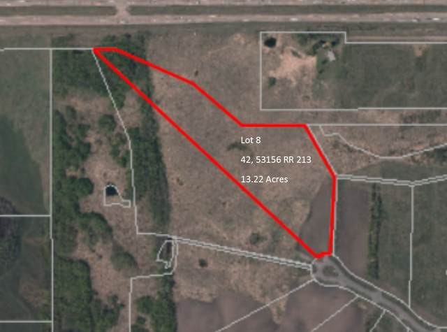 42 53156 RGE RD 213, Rural Strathcona County, AB T8E 2E1 (#E4217001) :: The Foundry Real Estate Company