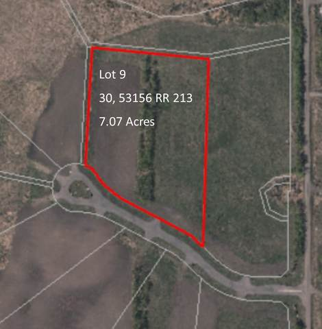 30 53156 RGE RD 213, Rural Strathcona County, AB T8G 2C3 (#E4217132) :: The Foundry Real Estate Company