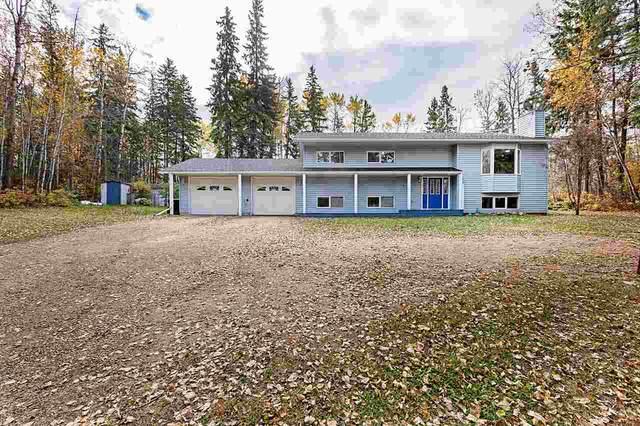 97 22151 Twp Rd 522 Road, Rural Strathcona County, AB T8E 1H7 (#E4217136) :: Initia Real Estate