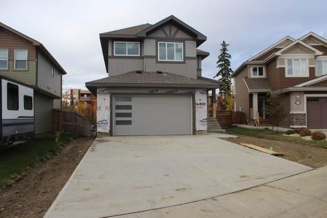 90 Meadowland Way, Spruce Grove, AB T7X 0S4 (#E4217151) :: Initia Real Estate