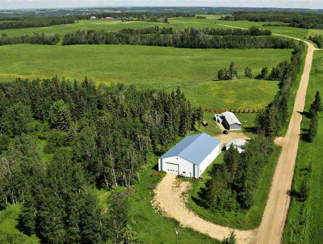56326 Range Road 65, Rural Lac Ste. Anne County, AB T0E 2A0 (#E4217176) :: The Foundry Real Estate Company