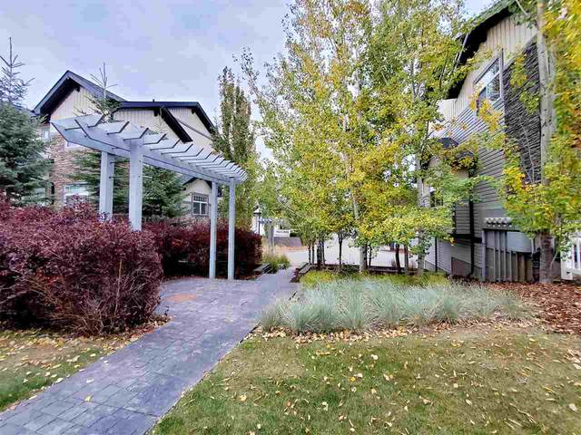 36 465 Hemingway Road, Edmonton, AB T6M 0J7 (#E4217257) :: Initia Real Estate