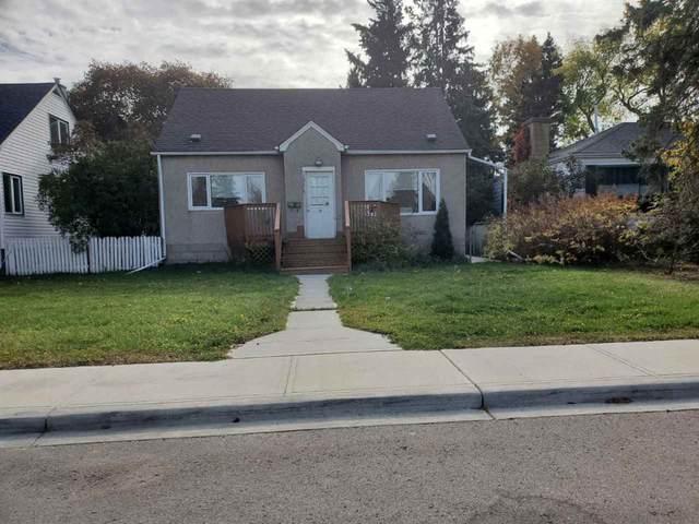 11615 111 Avenue, Edmonton, AB T5G 0E2 (#E4217261) :: Initia Real Estate