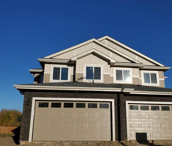 73 Meadowpark Gate, Spruce Grove, AB T7X 0T9 (#E4217370) :: Initia Real Estate