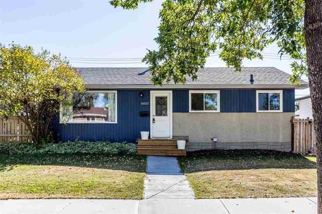 16517 103 Avenue, Edmonton, AB T5P 0R1 (#E4217399) :: Initia Real Estate