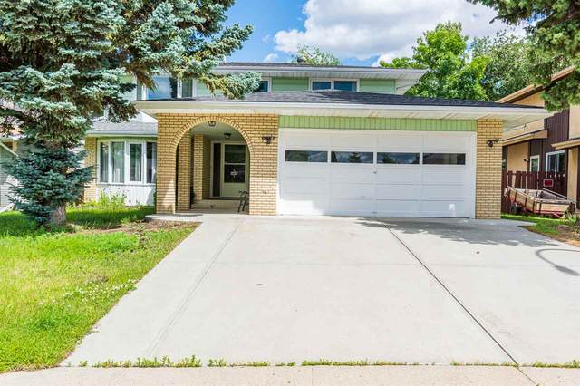 2811 117 Street, Edmonton, AB T6J 3P6 (#E4217411) :: The Foundry Real Estate Company