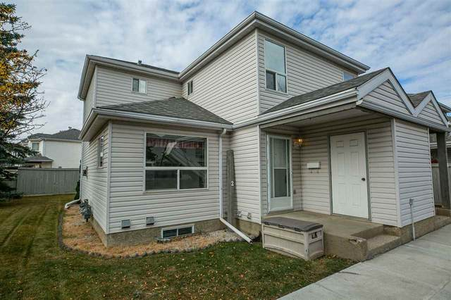 2 603 Youville Drive E, Edmonton, AB T6L 6V8 (#E4217412) :: The Foundry Real Estate Company