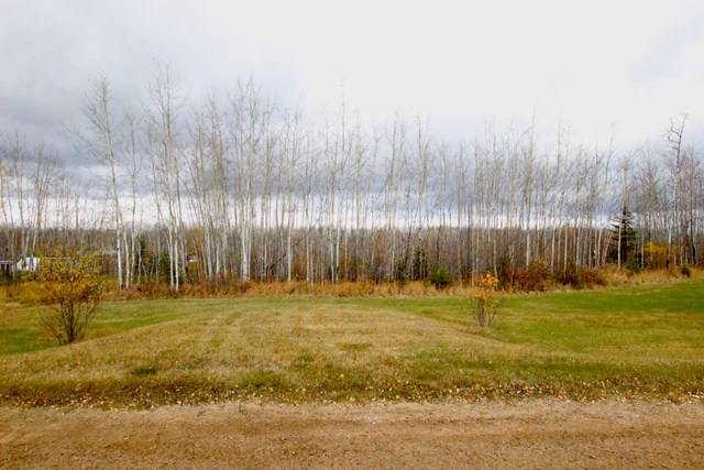 Lot 6 Boulder Creek, Rural Athabasca County, AB T0A 0M0 (#E4217415) :: The Foundry Real Estate Company