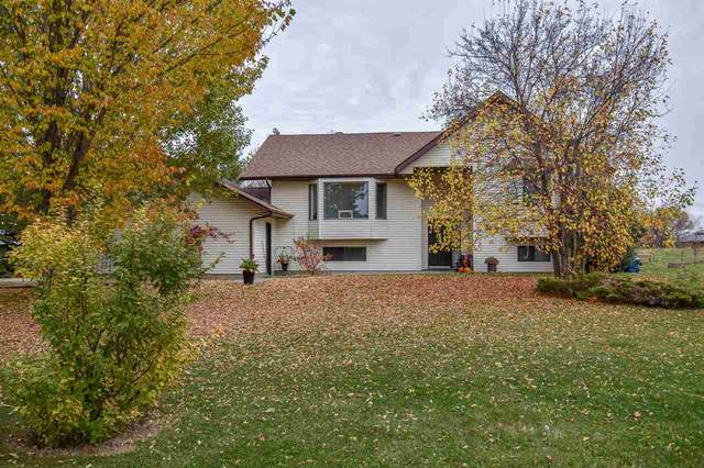 25 53302 Rge Rd 12, Rural Parkland County, AB T7Y 0B9 (#E4217474) :: Initia Real Estate