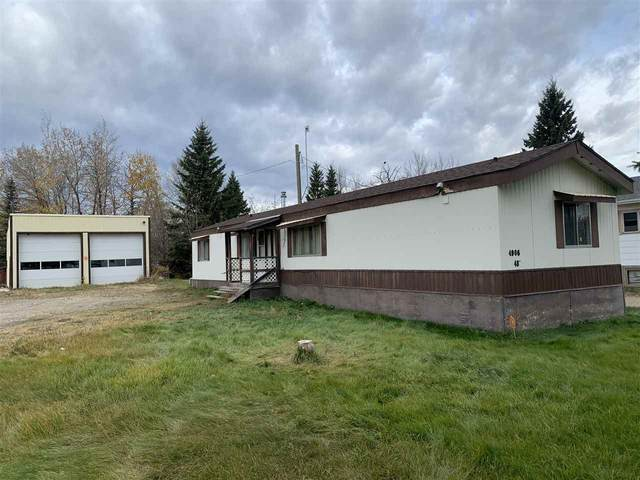 4906 48 Street, Rocky Rapids, AB T0C 1Z0 (#E4217509) :: The Foundry Real Estate Company