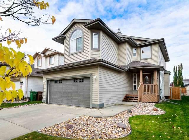 48 Eldorado Drive, St. Albert, AB T8N 7G4 (#E4217555) :: Initia Real Estate