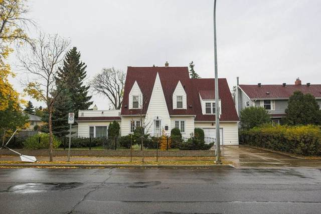 11030 109 Street, Edmonton, AB T5H 3C4 (#E4217560) :: Initia Real Estate