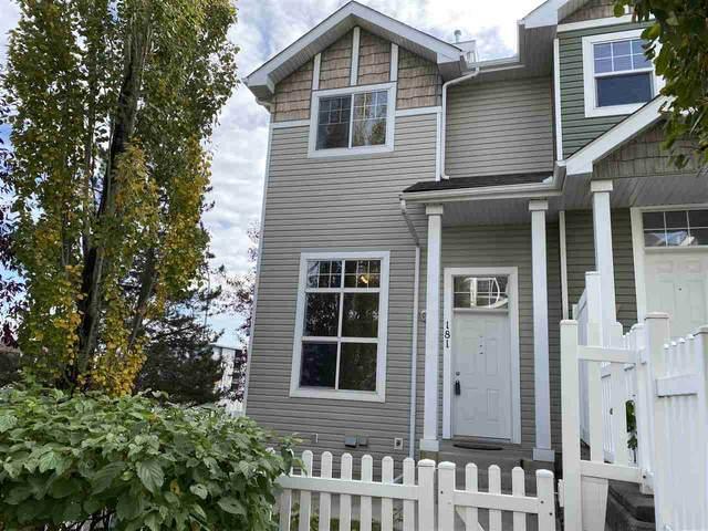 181 5604 199 Street, Edmonton, AB T6M 2Z9 (#E4217604) :: Initia Real Estate