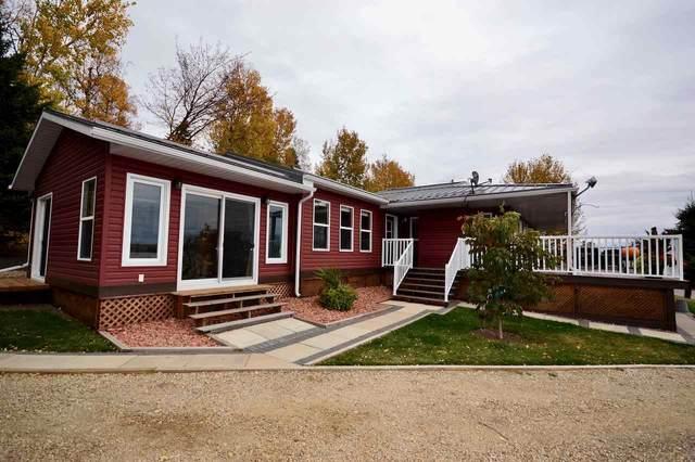 156 Oscar Wikstrom Drive, Rural Lac Ste. Anne County, AB T0E 0L0 (#E4217606) :: RE/MAX River City