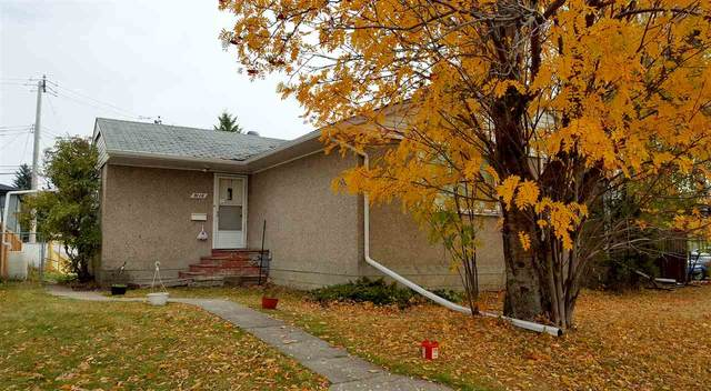 9115 143 Street, Edmonton, AB T5R 0P5 (#E4217677) :: Initia Real Estate