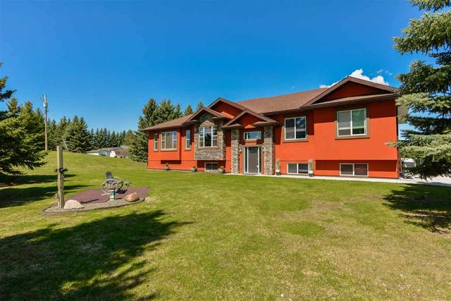 30 53112 RGE RD 20, Rural Parkland County, AB T7Y 2G8 (#E4217719) :: The Foundry Real Estate Company