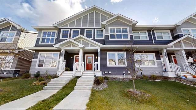 8013 Orchards Green, Edmonton, AB T6X 2L4 (#E4217780) :: Initia Real Estate