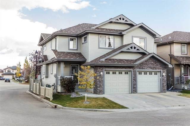 #1 1730 Leger Gate, Edmonton, AB T6R 0R3 (#E4217822) :: Initia Real Estate