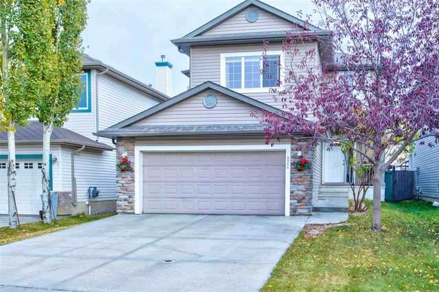 5211 205 Street, Edmonton, AB T6M 2Y6 (#E4217949) :: Initia Real Estate