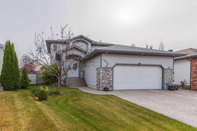 7935 165 Avenue, Edmonton, AB T5Z 3J4 (#E4217980) :: Initia Real Estate