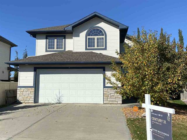 20 Danfield Court, Spruce Grove, AB T7X 4N7 (#E4217981) :: The Foundry Real Estate Company