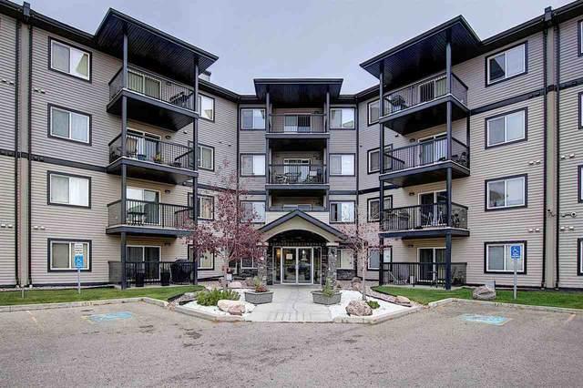 306 5951 165 Avenue, Edmonton, AB T5Y 0J6 (#E4217999) :: Initia Real Estate