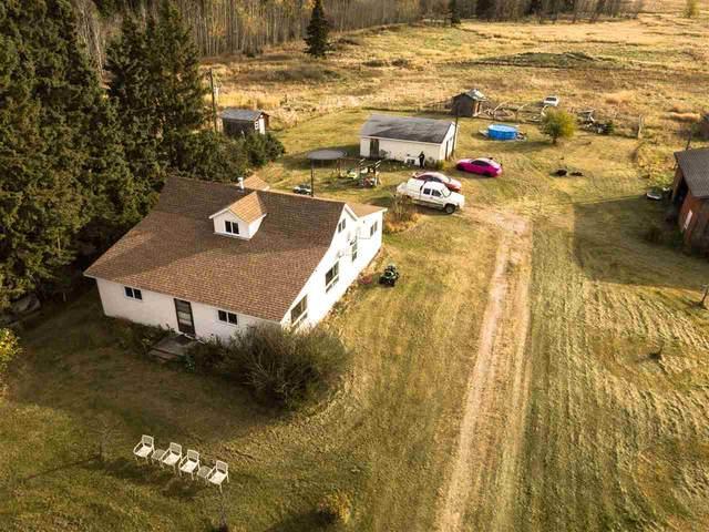 55531 Rge Rd 53, Rural Lac Ste. Anne County, AB T0E 0J0 (#E4218022) :: RE/MAX River City