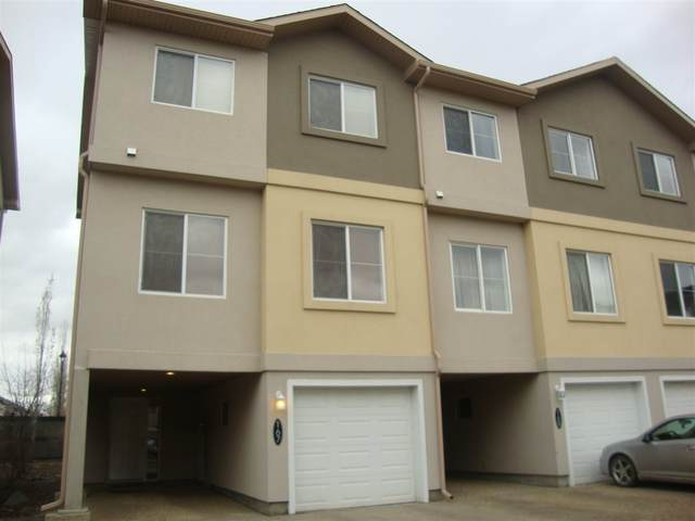 167 104 West Haven Drive, Leduc, AB T9E 0N9 (#E4218048) :: The Foundry Real Estate Company