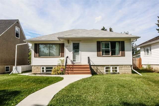 10910 116 Street NW, Edmonton, AB T5H 3M6 (#E4218066) :: Initia Real Estate