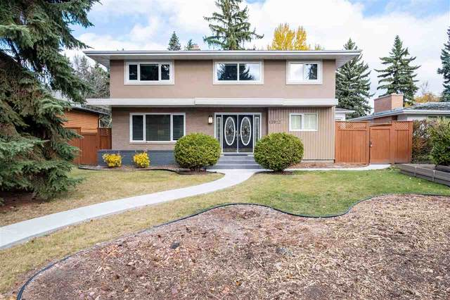 13912 78 Avenue, Edmonton, AB T5R 3C1 (#E4218084) :: Initia Real Estate
