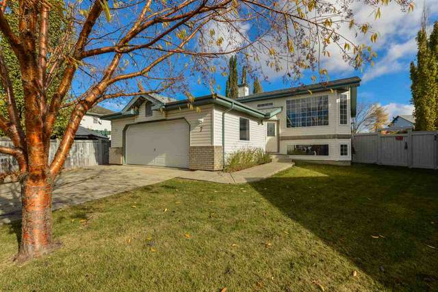 7 Hunt Court, St. Albert, AB T8N 6P8 (#E4218094) :: The Foundry Real Estate Company