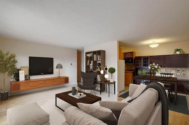 207 2545 116 Street, Edmonton, AB T6J 3Z7 (#E4218152) :: The Foundry Real Estate Company