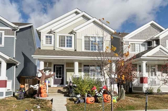 6922 23 Avenue, Edmonton, AB T6X 1Z3 (#E4218190) :: Initia Real Estate
