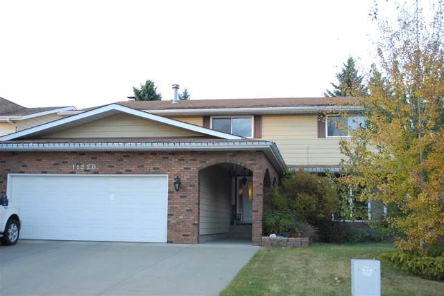 11220 24 Avenue, Edmonton, AB T6J 4Y6 (#E4218202) :: The Foundry Real Estate Company