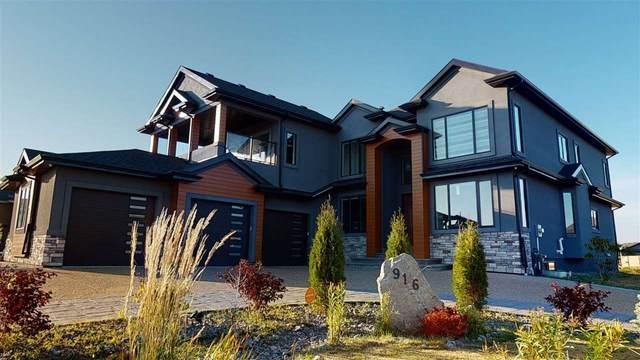 916 166 Avenue, Edmonton, AB T5Y 0P6 (#E4218216) :: Initia Real Estate