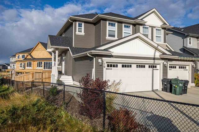 70 Abbey Road, Sherwood Park, AB T8H 0Z1 (#E4218223) :: Initia Real Estate