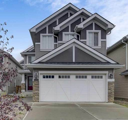 2203 89 Street, Edmonton, AB T6X 2C3 (#E4218246) :: Initia Real Estate