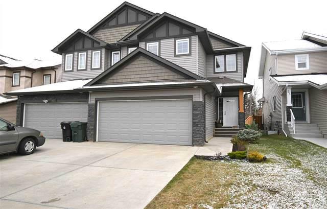 83 Meadowpark Gate, Spruce Grove, AB T7X 0T9 (#E4218354) :: Initia Real Estate