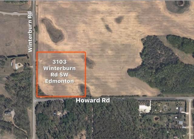 3103 Winterburn Road, Edmonton, AB T5S 1T7 (#E4218356) :: The Foundry Real Estate Company