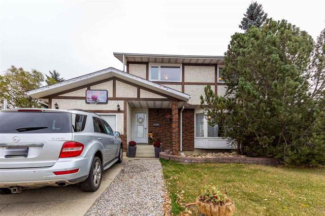 4023 75 Street, Edmonton, AB T6H 3A8 (#E4218382) :: The Foundry Real Estate Company